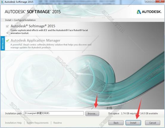 Autodesk SoftImage2015【SoftImage2015】破解版插图15
